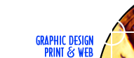Graphic Design for Print Collateral & Web Sites